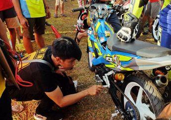 Ohlins Indonesia Berikan Edukasi Langsung ke Pembalap dan Mekanik di Sirkuit Gerry Mang, Subang