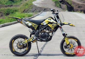 Mau Bisa Modifikasi Kawasaki KLX 150S Sendiri dari Ubah Bodi sampai Desain Decal?