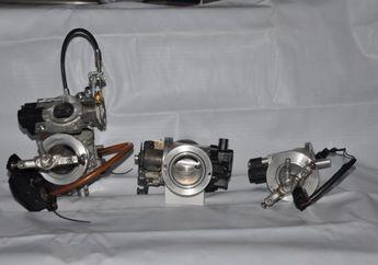 Tiga Model Modifikasi Throttle Body