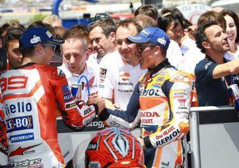 Cuaca Pengaruhi Hasil Duo Repsol Honda di Latihan Resmi MotoGP Le Mans