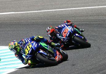 Tikungan 11 Mimpi Buruk Rossi di Le Mans