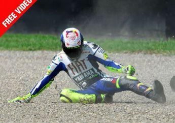 Maverick Vinales Main Api Tantang Lagi Valentino Rossi di MotoGP Mugello
