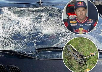 Nicky Hayden Diyakini Mendengarkan Musik Sambil Bersepeda Saat Kecelakaan