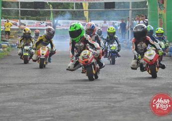 Lenka Racing School Buka Sekolah Balap MiniGP