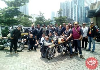 Royal Riders Indonesia, Komunitas Royal Enfield
