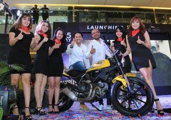 Garasindo Buka Dealer Ducati di Surabaya