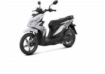 AHM Perkenalkan Warna Baru New Honda BeAT Street eSP