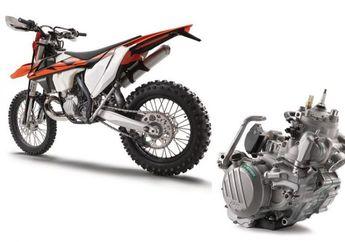 Segera Hadir KTM Enduro 2-Tak Injeksi Pertama Di Dunia