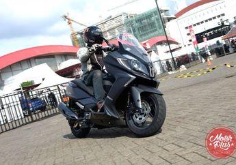 First Ride Kymco Downtown 250i, Big Scooter Yang Nyaman Banget!