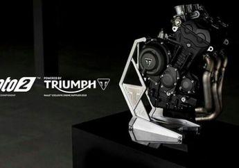 Video Raungan Teriakan Mesin Moto2 Tahun 2019