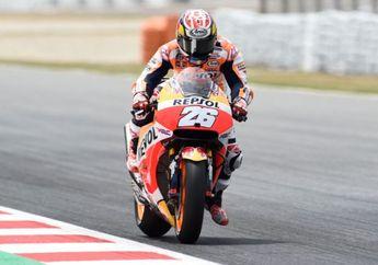 Dani Pedrosa Pole Position di Catalunya