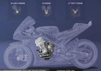 Video dan Suara Mesin Motor MotoGP dari Honda sampai KTM RC51