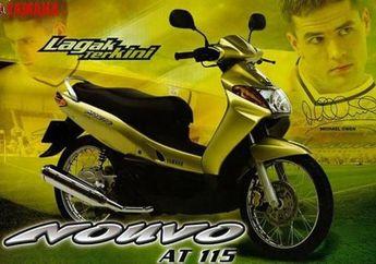 Rencana Yamaha Nouvo RC Ke Indonesia Masih Jauh