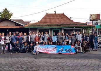 Astra Motor Yogyakarta Gelar All New Scoopy Trendsetter Day
