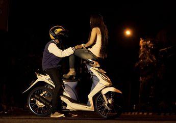 Cabe-cabean Balap Liar Sedang Mabuk Digaruk Polisi