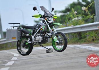 Kawasaki KLX 150S 2013 Kental Jiwa Adventure