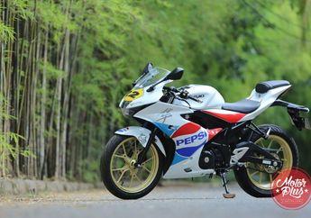 Kevin Schwantz Jadi Acuan Modifikasi Suzuki GSX-R150