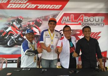 Montesz Generasi Kedua Siap Gelar Montesz Road Race Series