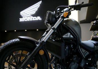Ramaikan GIIAS 2017, Honda Boyong Motor Premium & Big Bike