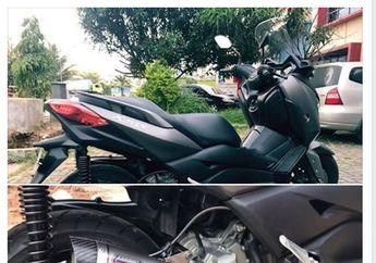 Video Yamaha XMAX Pakai Knalpot Racing Lokal, Suaranya Tuh
