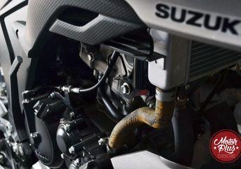 Slang Radiator Suzuki GSX-150 S Karatan