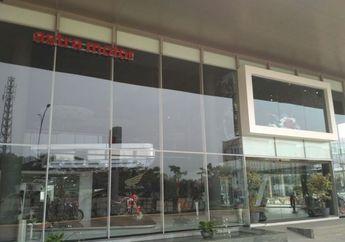 Pertama Kali Show Room Big Bike Honda Big Wing BSD Tangerang, Show Room Moge Honda dengan Cafe dan Dynometer