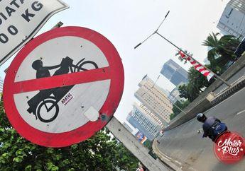 Perluasan Area Larangan Motor Bikin Kota Lain Terimbas