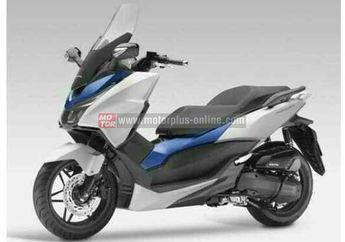 Matic Baru Dari Honda Launching Akhir Februari