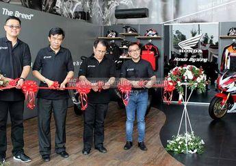 AHM Launching Astra Motor Center Yogyakarta Untuk Moge Honda