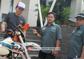 MOTOR Plus Sarapan Bareng Ahok