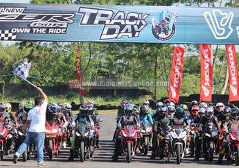 All New Honda CBR 150R Track Day Ajang Berbagi Pengetahuan Balap Komunitas Di Sirkuit Tasikmalaya