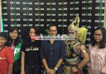 Rider Go-Jek Bakal Dimanjakan Fasilitas Kredit Ringan