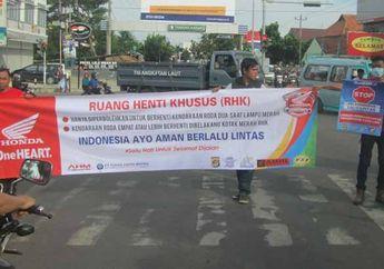 Bandar Lampung Diserbu Honda Supramania
