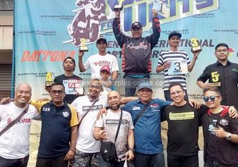 Hasil Lomba NMax Race For Unity 2nd Anniversary