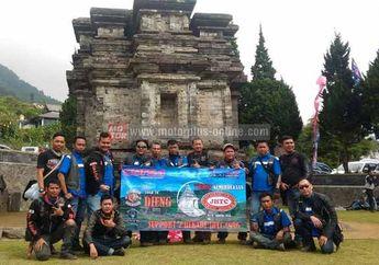 Jakarta Honda Tiger Club Turing ke Dieng