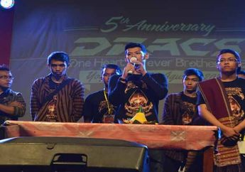 5th Anniversary Djogjakarta Riders Association of City Sport One
