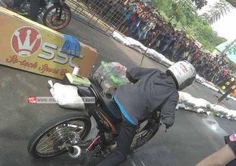 Drag Bike Jepara Bukan Lagi 201 M