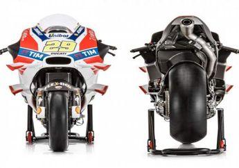 Ducati Desmosedici GP 16 Resmi Diluncurkan