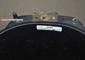 Atasi Engsel bagasi Honda Supra X 125 PGM FI Helm In Supaya Enggak Patah