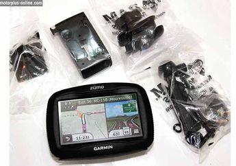 GPS Garmin Zumo 350,  Bisa Kredit Selama Jakarta Fair 2014 Masih Berlangsung