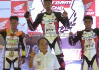 Hasil Race I HDC 3 Sidrap, Juara Nasional Tercepat