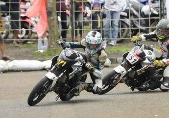 Honda CB150R StreetFire Asik Melibas Sirkuit Brigif