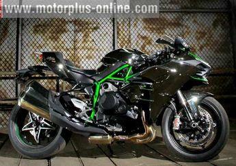 Harga Motor Baru Kawasaki Mulai Februari 2015