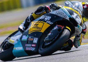 Hasil QTT Moto2 Le Mans, Prancis, Tom Luthi Start Dari Posisi Terdepan