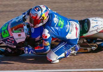 Bastianini Tercepat Di Babak Kualifikasi Moto3 Aragon