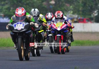 Hasil Lomba Final Yamaha Sunday Race 2016