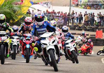 Hasil Lomba FDR NHK MotorPrix Serang