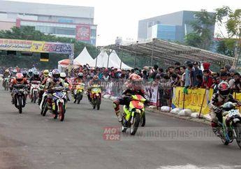 Road Race Karawang Didominasi Pembalap Lokal