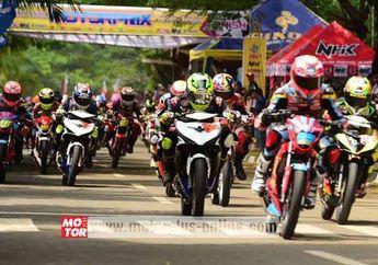 Dominasi Boy Arby di MP1 MotorPrix Serang