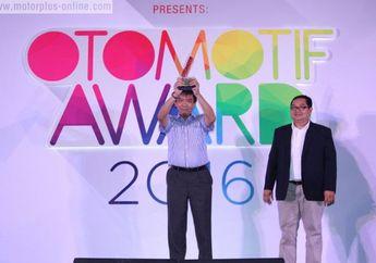 Honda CB150R Street Fire Dapat Bike Of The Year Otomotif Award 2016